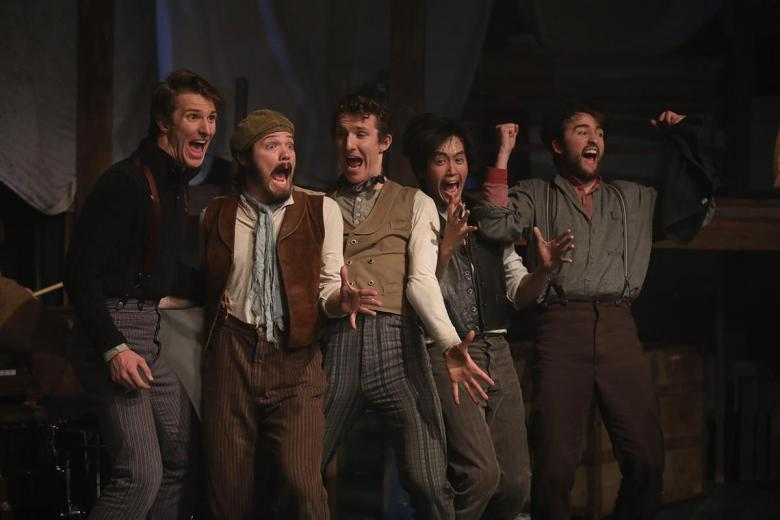 Peter and the Starcatcher at ArtsWest Seattle